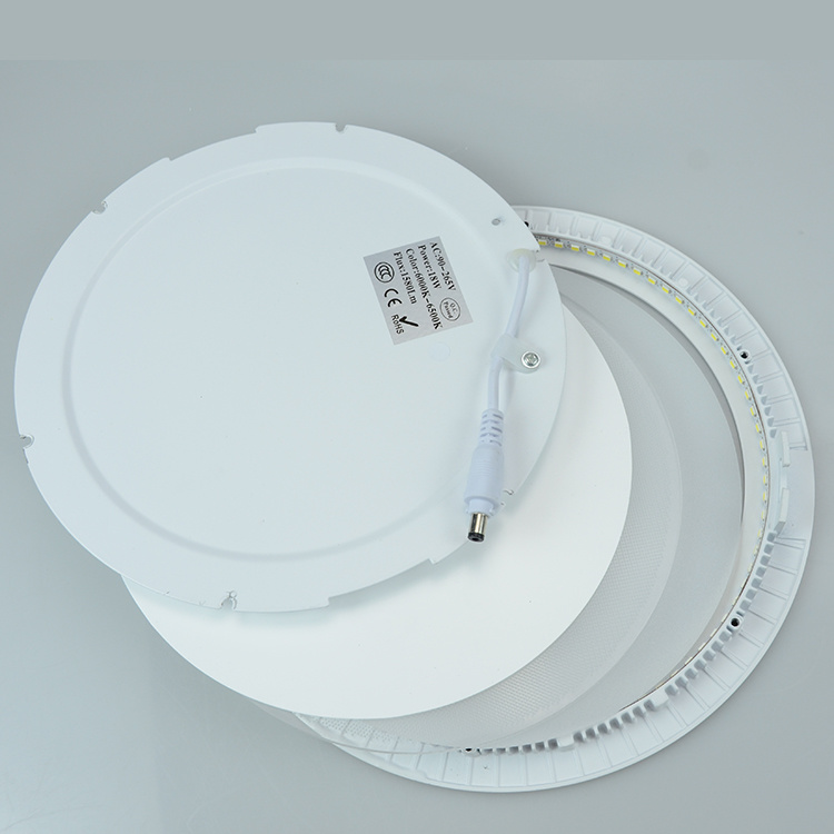 Best Price 12W Round Thin LED Panel Light High Quality