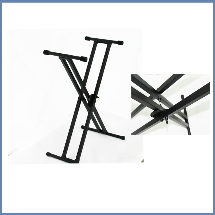 Auto Positioning X Keyboard Stand