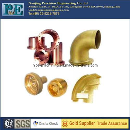China Supply Custom Brass Hydraulic Hose Fittings