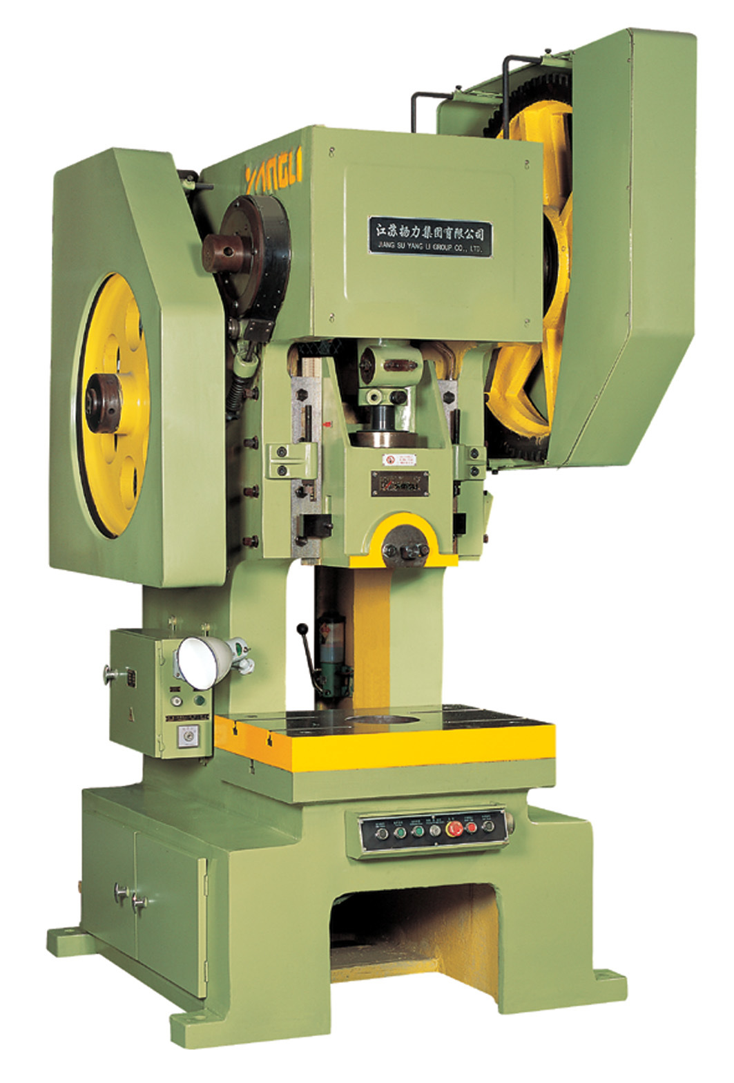 Je21 Series Economic Open Back Press Machine with Fixed Bed
