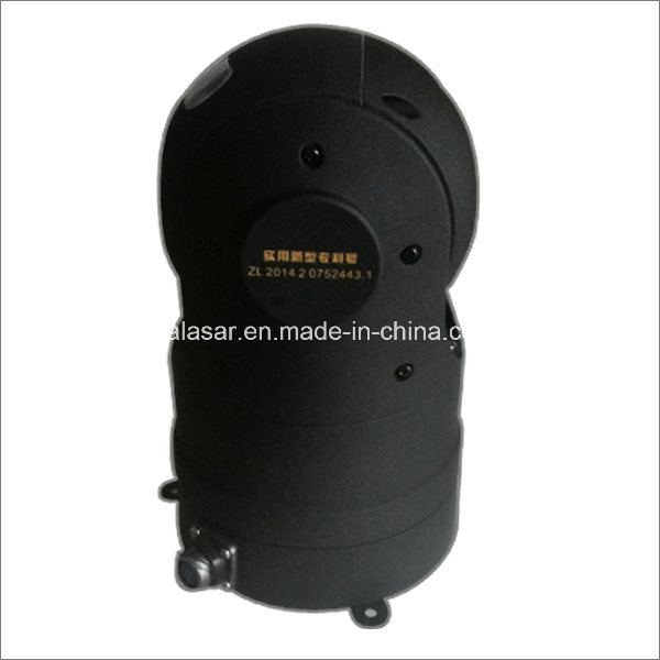 Waterproof IP66 Vehicle-Mounted Dome PTZ 36X Zoom Camera with Laser Light