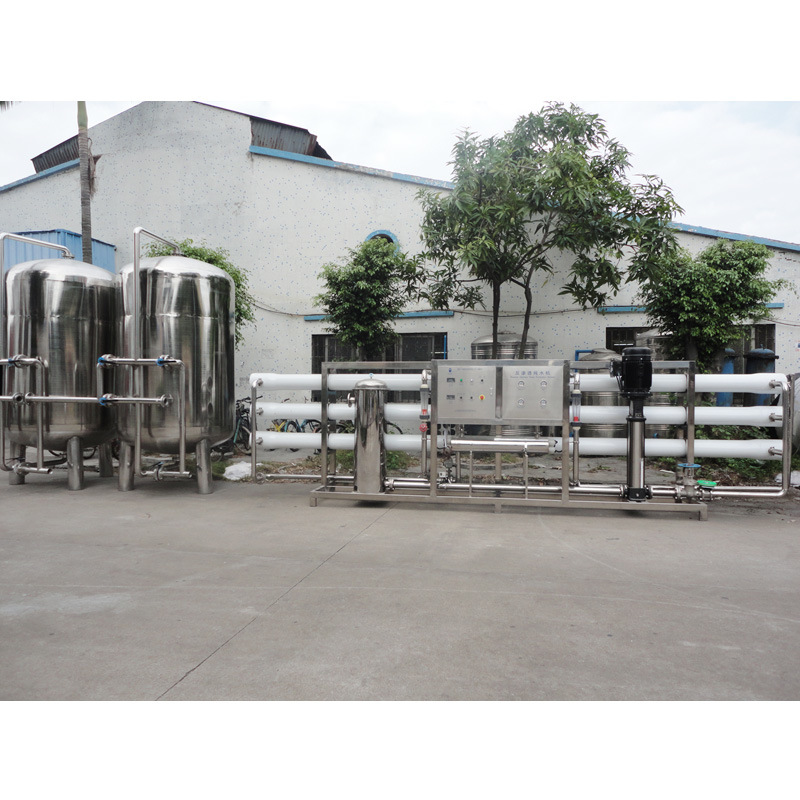 Factory Directly Selling 700 L/H River Water Treatment Machine