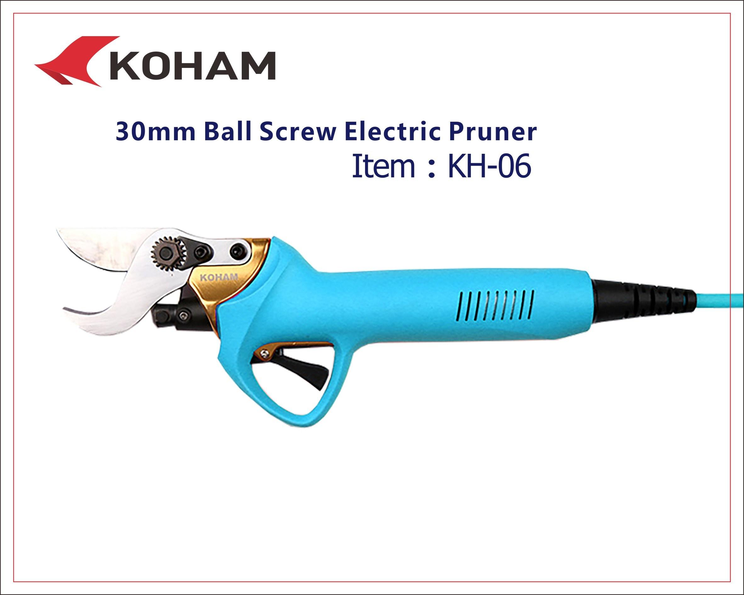 Koham 30mm Ball Screw Electric Pruner