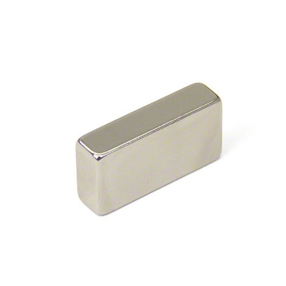 Sintered Block NdFeB Magnets with High Performance