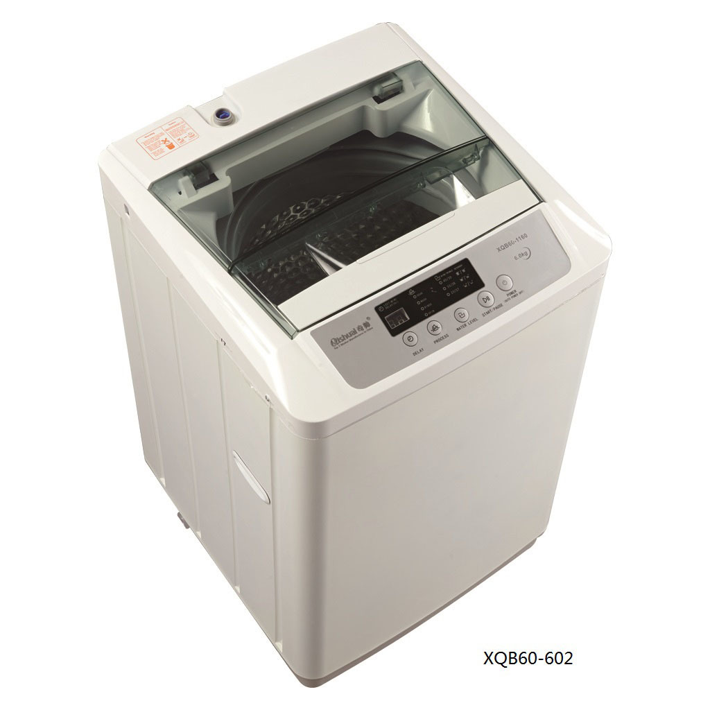 6.0kg Fully Auto Washing Machine (plastic body/ lid) Model XQB60-602