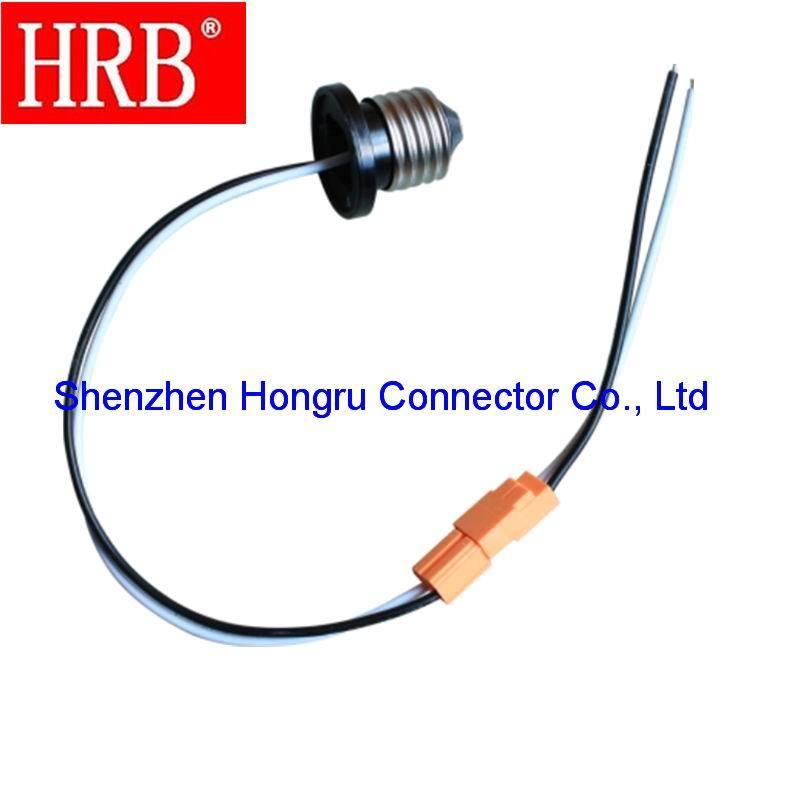 2 Poles Power Plug Diconnect Connector of Ideal Equivalent