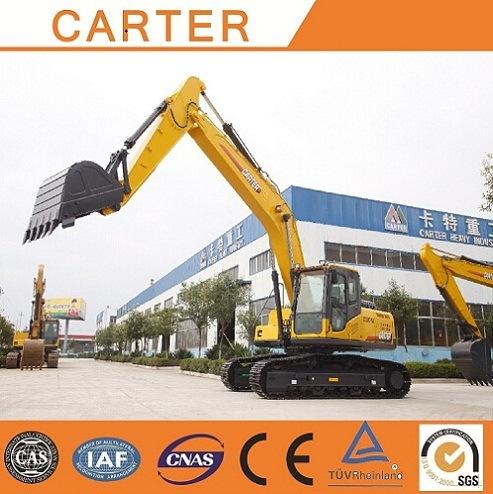 Carter CT220-8c (22t) Multifunction Heavy Duty Crawler Backhoe Excavator