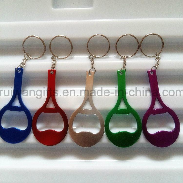 Aluminum Bottle Opener Keychain, Opener Keyring