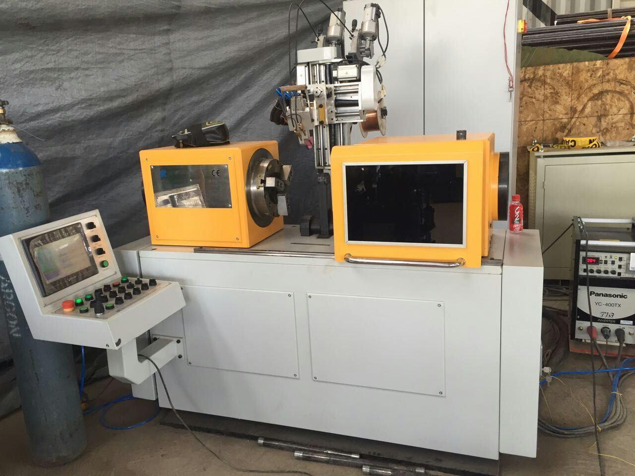 Tube to Tube Welding Machine
