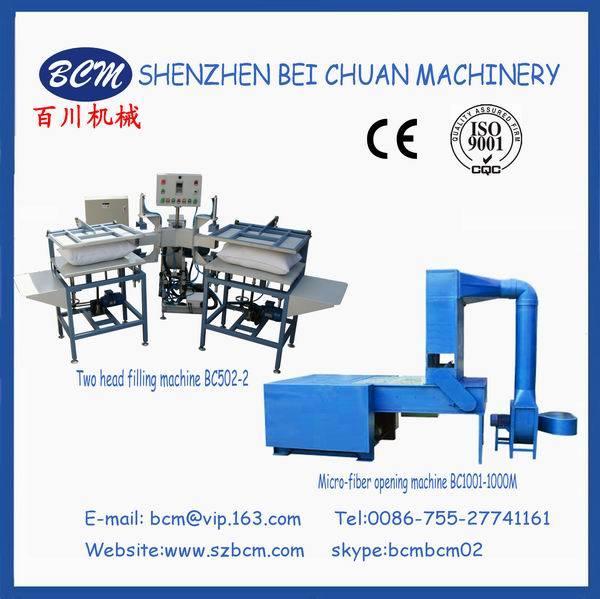 High Quality Micro-Fiber Opening Machine (Bc1001-1000m)