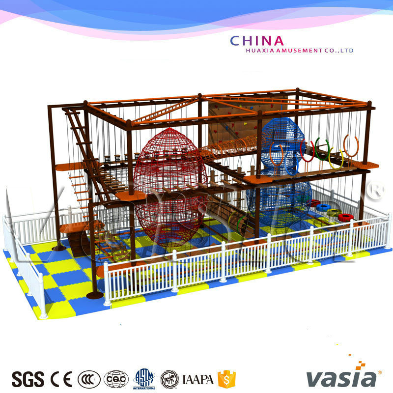 Expand Training High Strength Steel Ropes Course Equipment