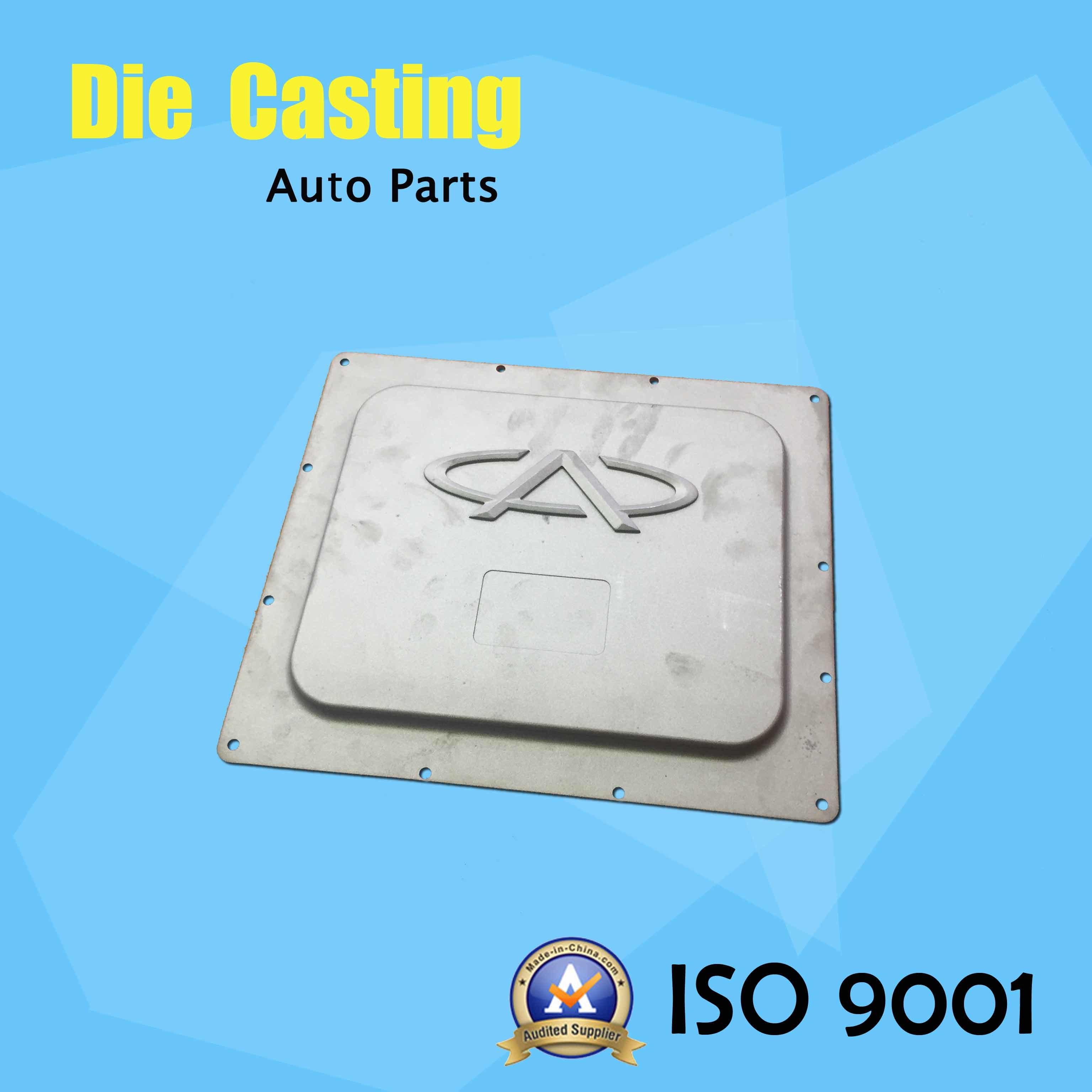 Professional Supplier Aluminum Material Automobile Spare Parts