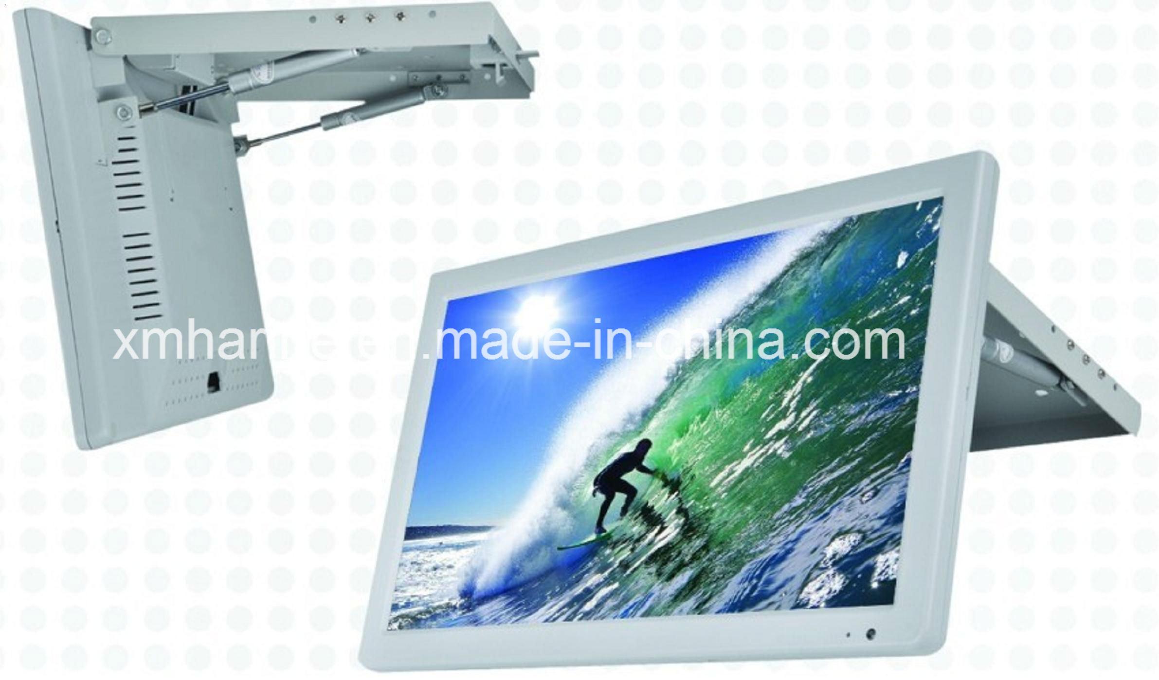 15.6 Inches Manual LCD Display Bus/Car Monitor