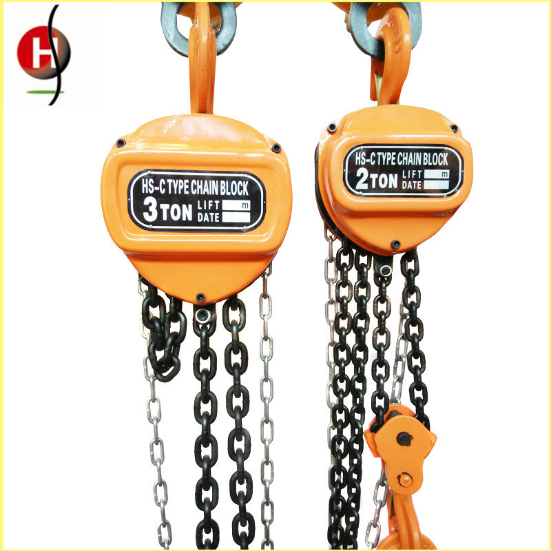 Hsc Type Manual Chain Block