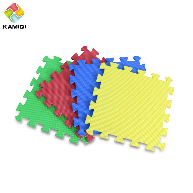 Kamiqi EVA Safe Foam Jigsaw Puzzle Floor Mats for Babies