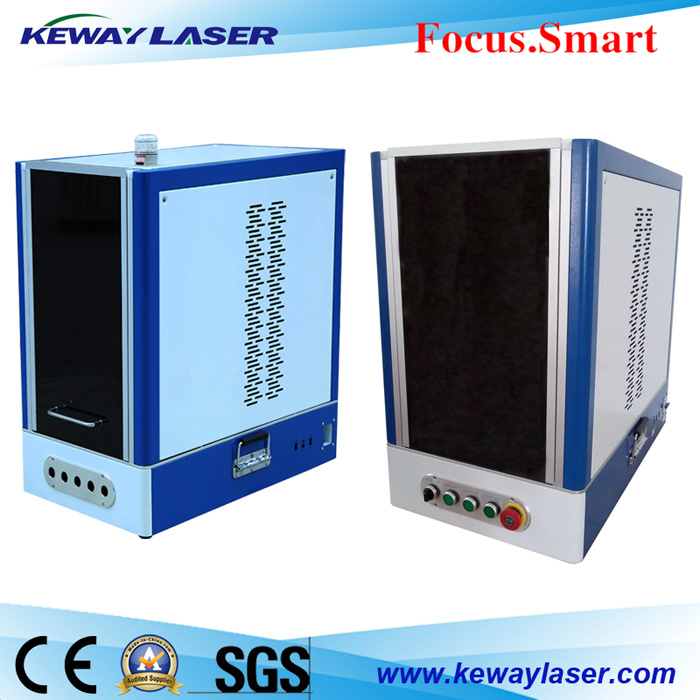 Jewelry/Auto Parts/Plastci Laser Marking Machine