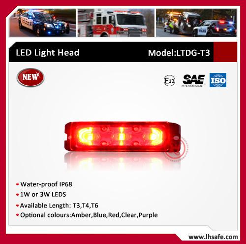 Intensity LED Emergency Vehicle Tow Truck Lights (LTDG-T41)