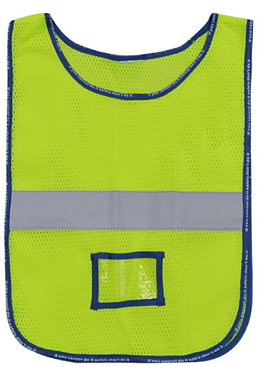 High Visibility Traffic Safety Reflective Vest with Nice Quality