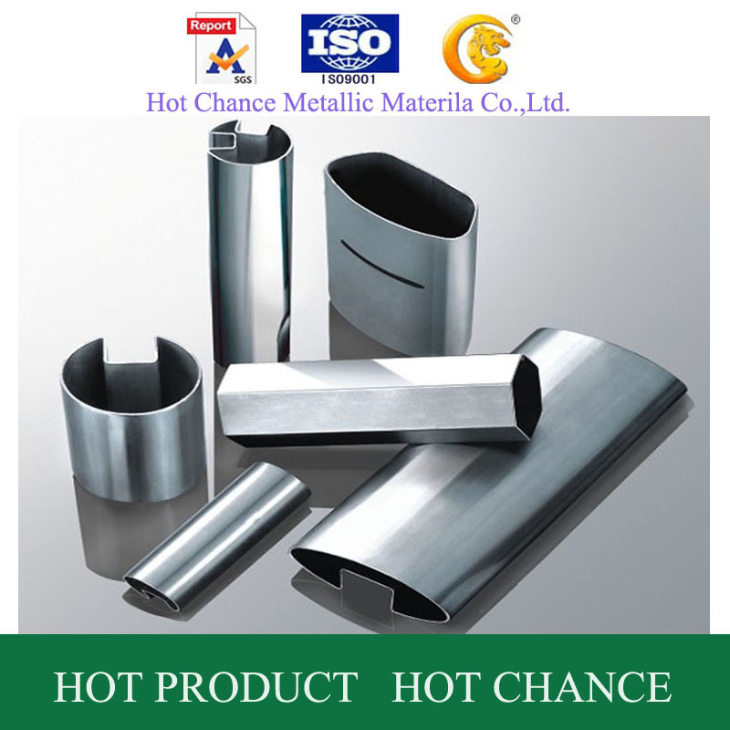 ASTM A554 Stainless Steel Pipe for Stair Handrail
