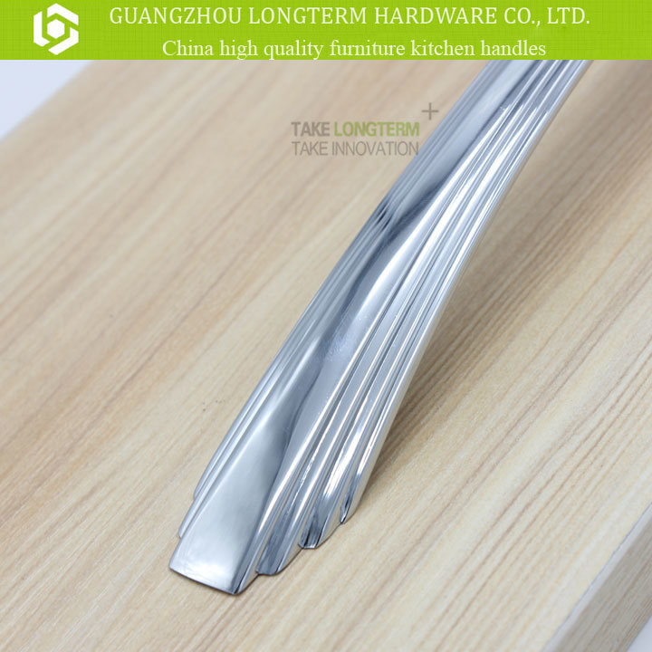 Attractive Shell Surface Arched & C Shape Closet Handle