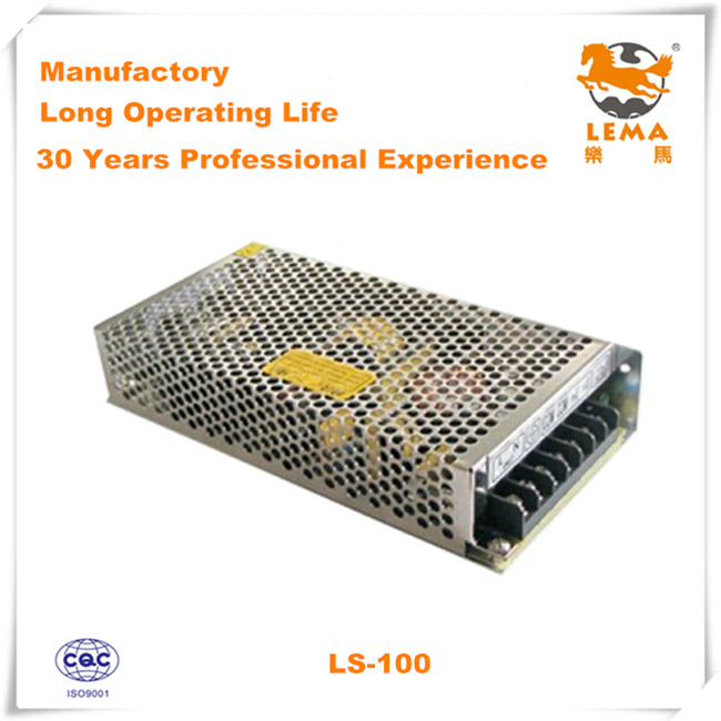 Lema Ls-100 Single Output Switching Power Supply
