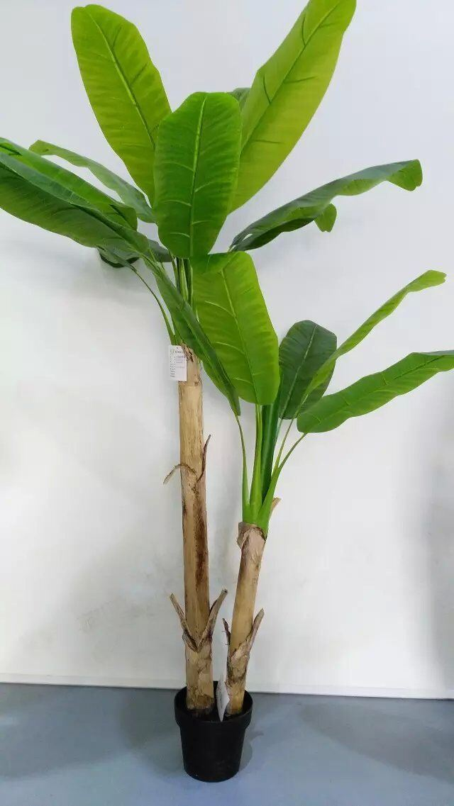 Best Selling Artificial Plants of Banana Tree Gu-FF-Banana-17-2