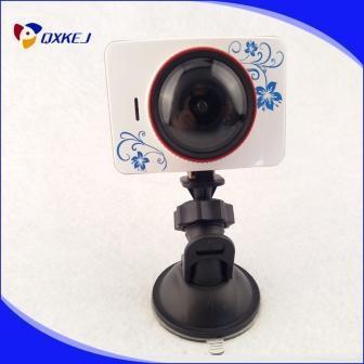 "2.4"" 120 Degree Wide-Angel Lens HD Video Recording Car Camera Night Vision Fuction Car DVR"