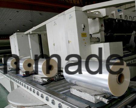 Aluminium Oxide (ALOx) Pet Film (Polyester Film)