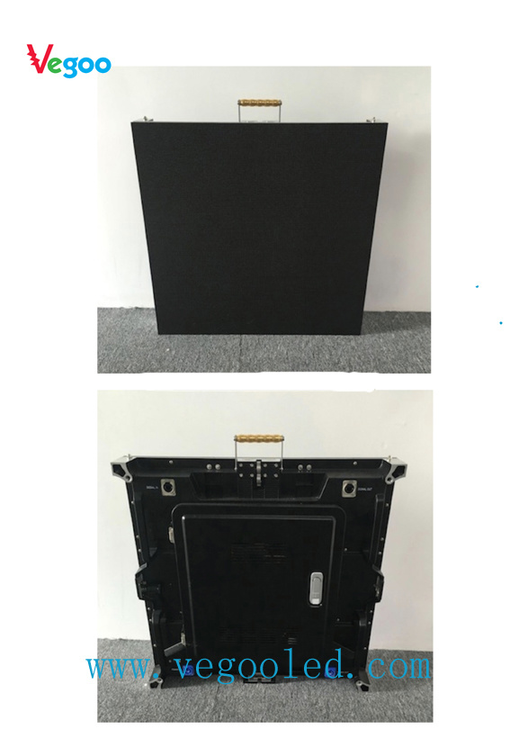 P3 Ultra-Thin Super-Light Indoor Advertising LED Display for Rental
