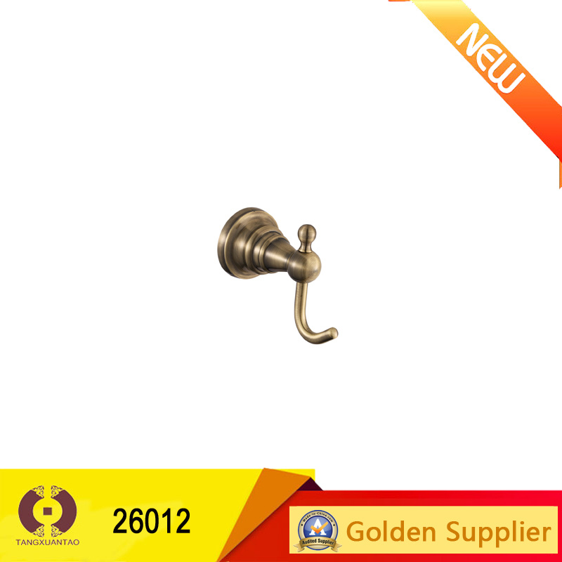 High Selling Bathroom Accressories Sanitary Ware Robe Hook (26012)