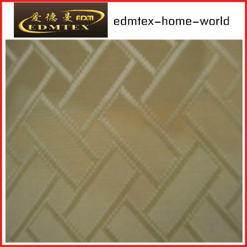 Polyester Jacquard Sofa Fabric EDM1005