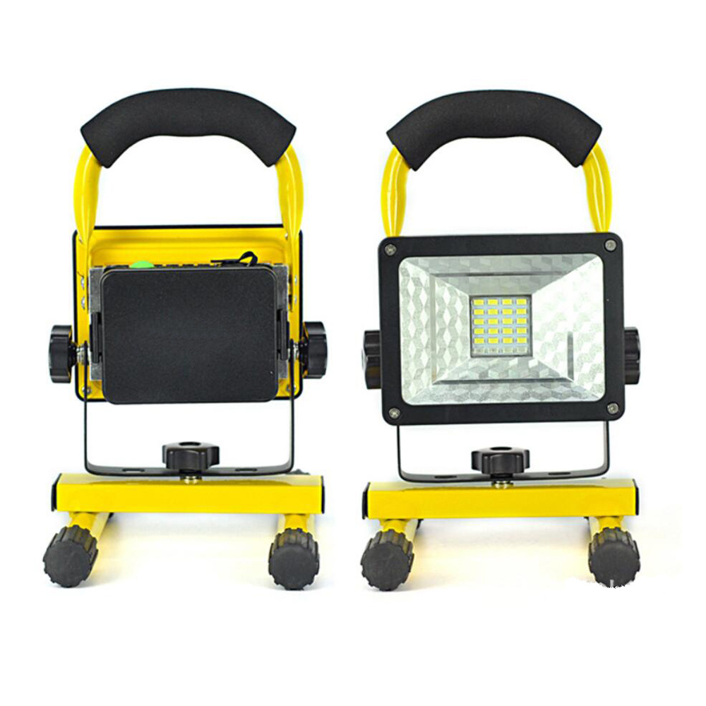 30W 120 Degree Beaming Angle Waterproof IP65 24 SMD LED Flood Light Emergency Light Spot Lights