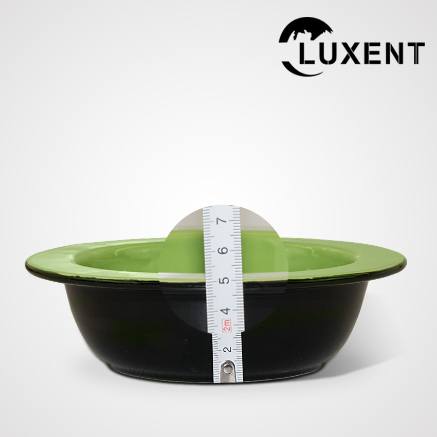 High Quality Ceramic Round Baking Ware, Coffee Shop Salad Bowl