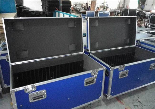 Aluminum Flight Road Case for Power Cables Speakers