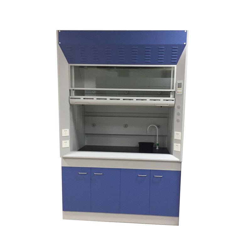 Stainless Steel Work Bench Lab Chemical Fume Hood