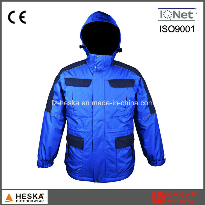 New Wear-Resisting Work New Oxford Winter Jacket