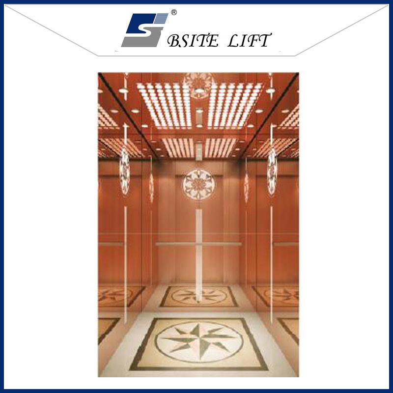 German Technology Large Load Passenger Elevator