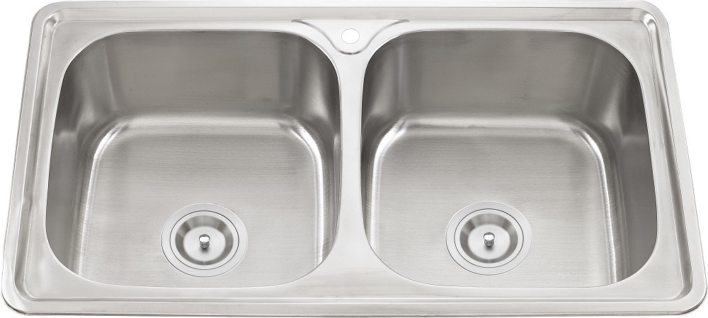 L5712 S. S Welding Double Bowl Sink