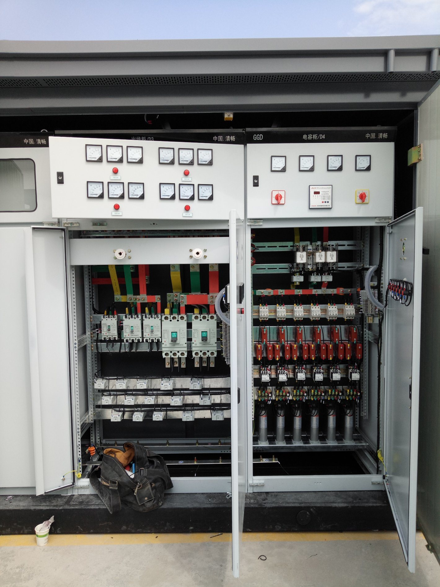 Pre-Assembled Substation