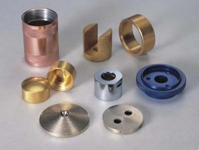 Aluminum High Precision Machined Parts for Equipments