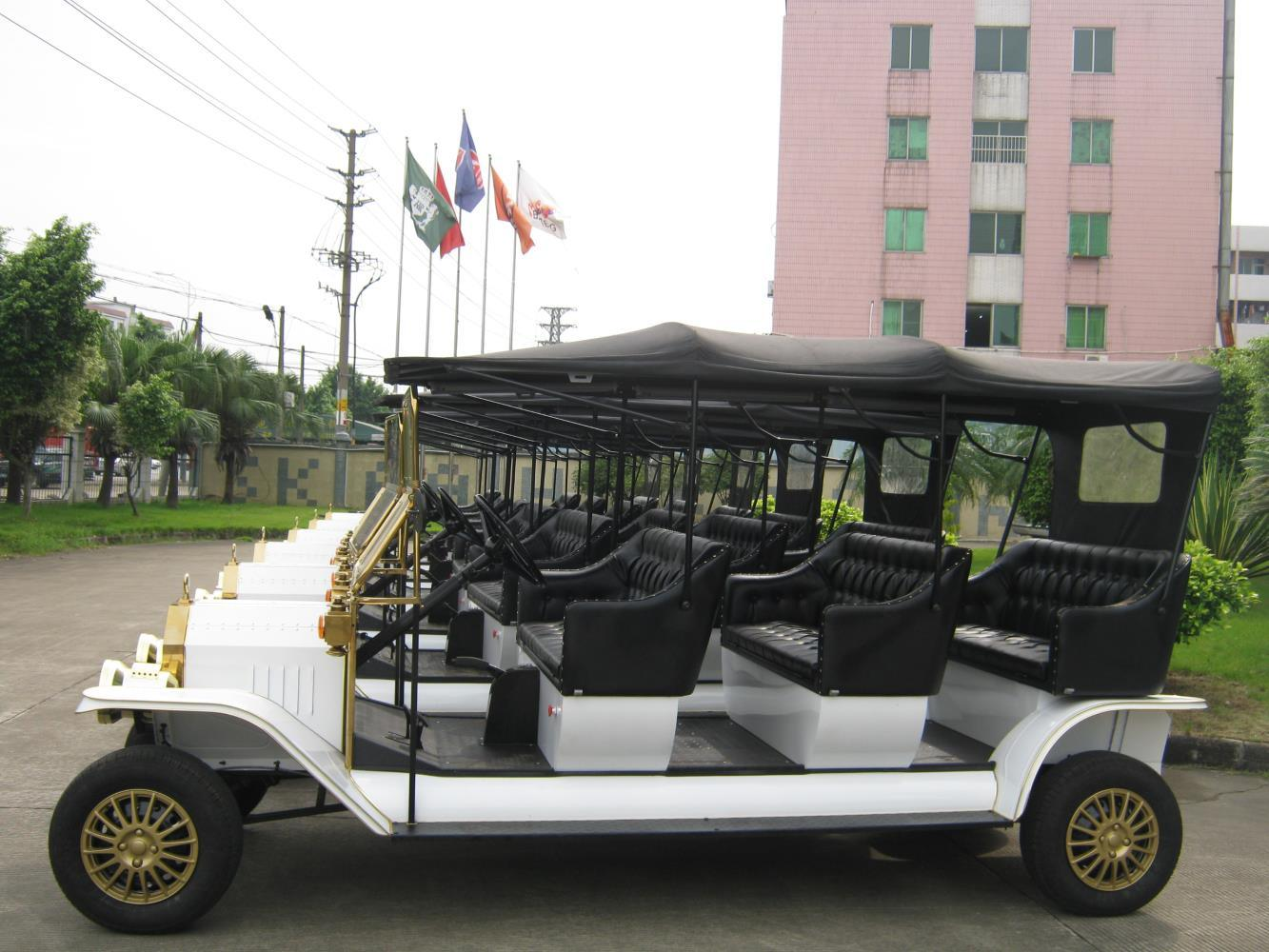 Antique Royal Hot Sale Electrical Tourist Model T Coupe Classic Car