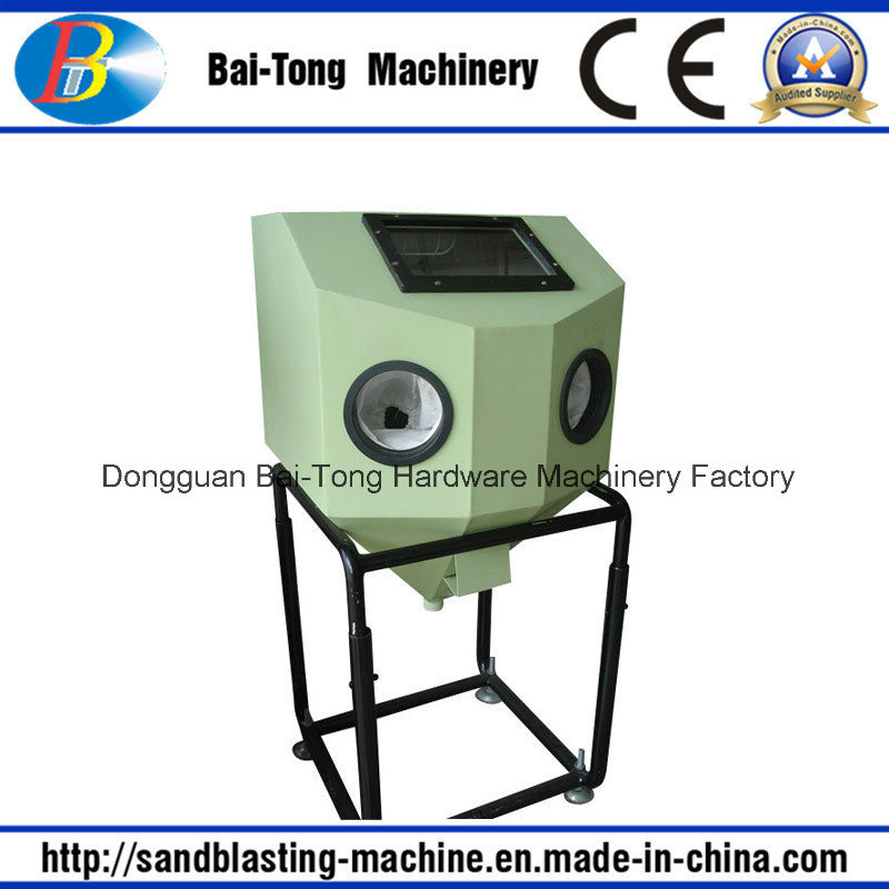 DIY Sandblasting Cabinet for Aluminum or Steel Small Parts