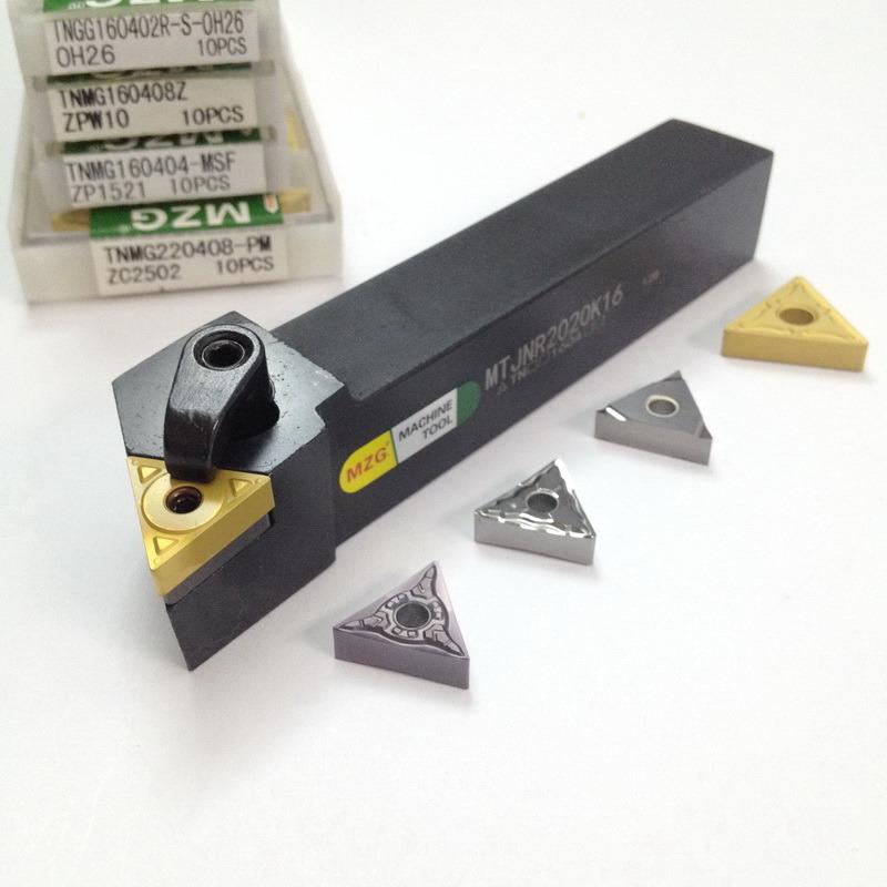 CNC Milling Machine Tungsten Carbide Turning Boring Grooving Cutting Tool