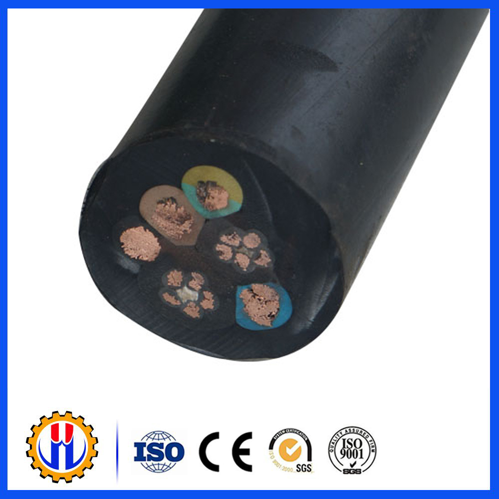 Construction Hoist Spare Parts Electric Cable