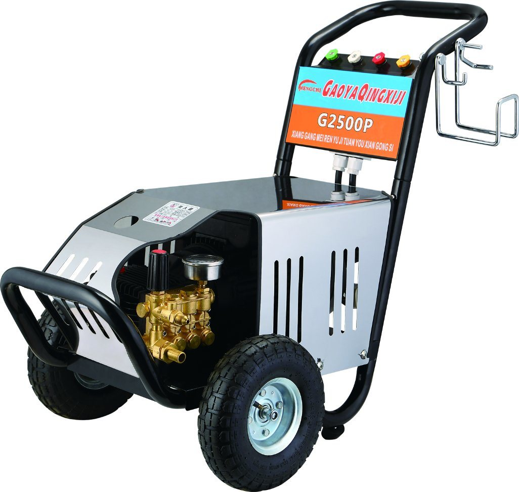 Electric Copper Cold Water High Pressure Car Washer with Ce