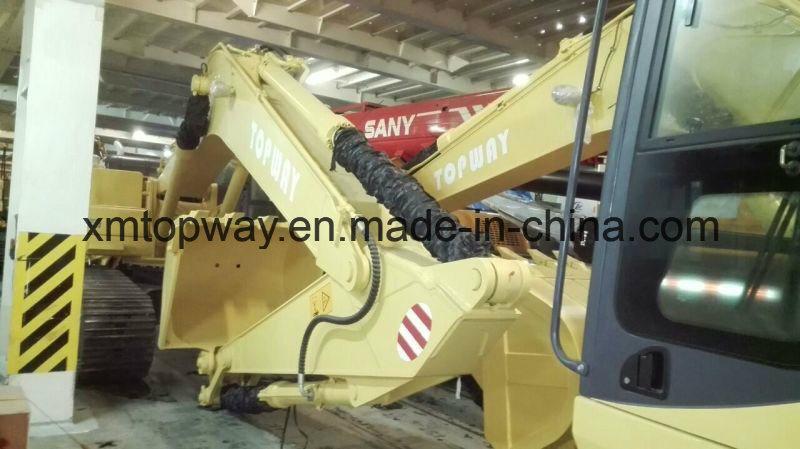 High Quality 21ton Isuzu Engine Crawl Excavator, Excavator, Hydraulic Excavator