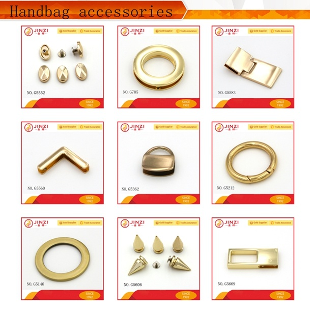 Guangzhou High Quality Bag Metal Accessories