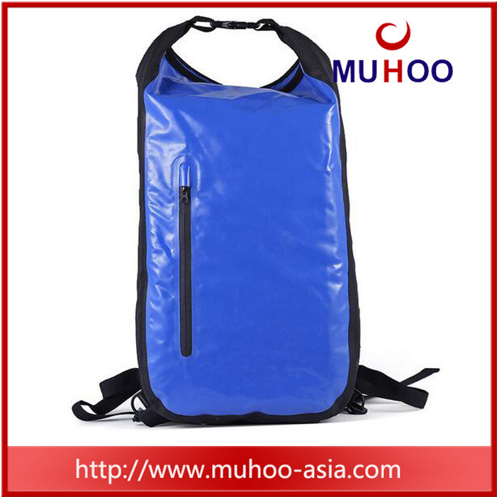 Outdoor Sports PVC Dry Bag 500d Tarpaulin Waterproof Backpacks