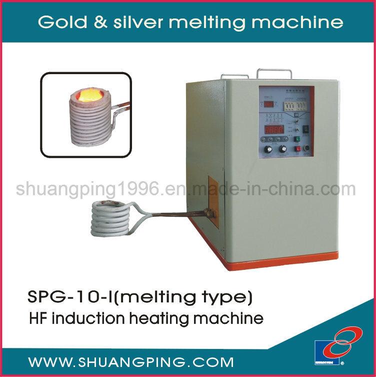 Gold Melting Machine Spg-10 (0.5-2KG)
