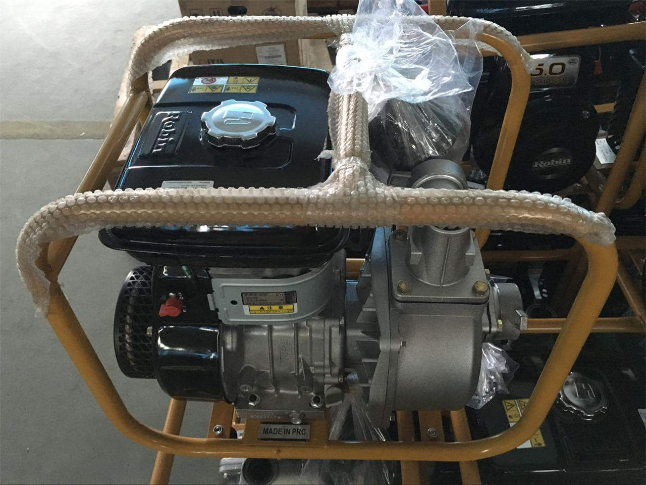 Ce Standard Centrifugal Water Pump, Agriculture Petrol Station Spray Pump for Farm